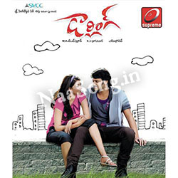 Darling (2010) Telugu Movie Audio CD Front Covers, Posters, Pictures, Pics, Images, Photos, Wallpapers