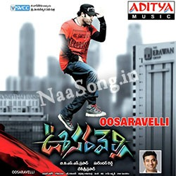 Oosaravelli (2011) Telugu Movie Audio CD Front Covers, Posters, Pictures, Pics, Images, Photos, Wallpapers