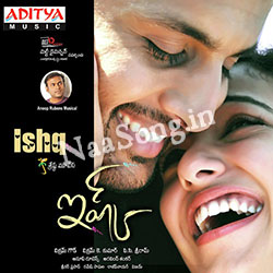 Ishq (2012) Telugu Movie Audio CD Front Covers, Posters, Pictures, Pics, Images, Photos, Wallpapers