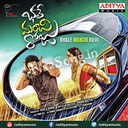 Bhale Manchi Roju (2015) Telugu Movie Audio CD Front Covers, Posters, Pictures, Pics, Images, Photos, Wallpapers