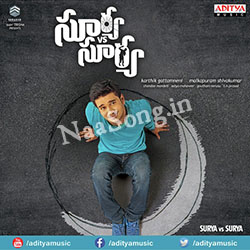 Surya Vs Surya (2015) Telugu Movie Audio CD Front Covers, Posters, Pictures, Pics, Images, Photos, Wallpapers