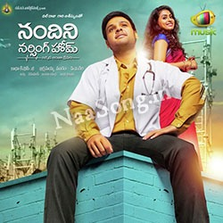 Nandini Nursing Home (2016) Telugu Movie Audio CD Front Covers, Posters, Pictures, Pics, Images, Photos, Wallpapers