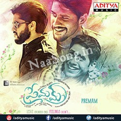 Premam (2016) Telugu Movie Audio CD Front Covers, Posters, Pictures, Pics, Images, Photos, Wallpapers