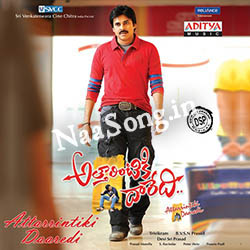 Attharintiki Daredhi (2013) Telugu Movie Audio CD Front Covers, Posters, Pictures, Pics, Images, Photos, Wallpapers