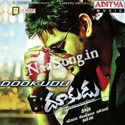 Dookudu (2011) Telugu Movie Audio CD Front Covers, Posters, Pictures, Pics, Images, Photos, Wallpapers