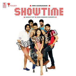 Showtime (2017) Telugu Movie Audio CD Front Covers, Posters, Pictures, Pics, Images, Photos, Wallpapers