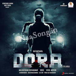 Dora (2017) Telugu Movie Audio CD Front Covers, Posters, Pictures, Pics, Images, Photos, Wallpapers