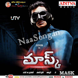 Mask (2012) Telugu Movie Audio CD Front Covers, Posters, Pictures, Pics, Images, Photos, Wallpapers