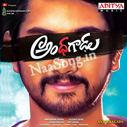 Andhagadu Songs Audio CD Front Covers, Posters, Pictures, Pics, Images, Photos, Wallpapers