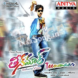 Teenmaar (2011) Telugu Movie Audio CD Front Covers, Posters, Pictures, Pics, Images, Photos, Wallpapers